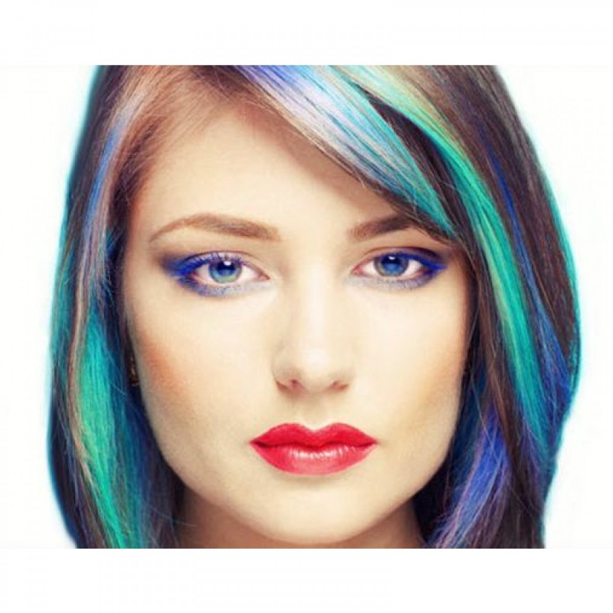 Coloured Hair Spray Hair Face Health And Beauty