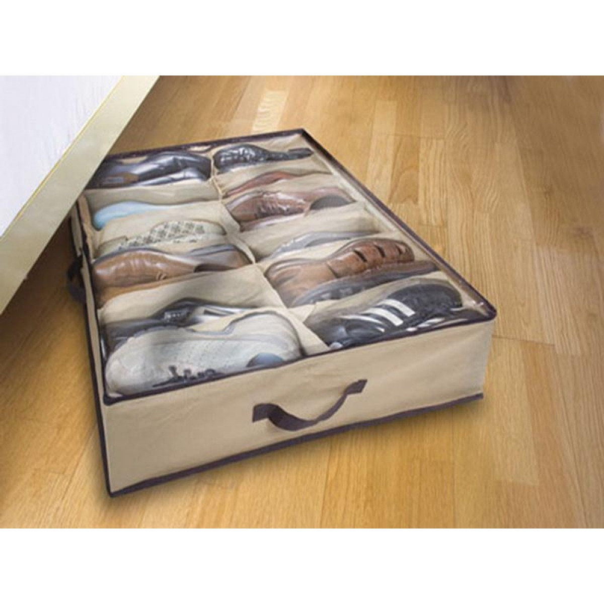 Shoe Storage Under Bed Best Storage Design 2017