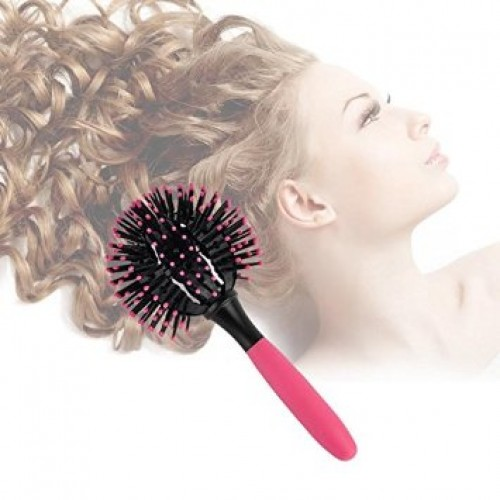 Miss Pouty Wonderball 8 in 1 Hair Styling Sphere Blowdry Brush