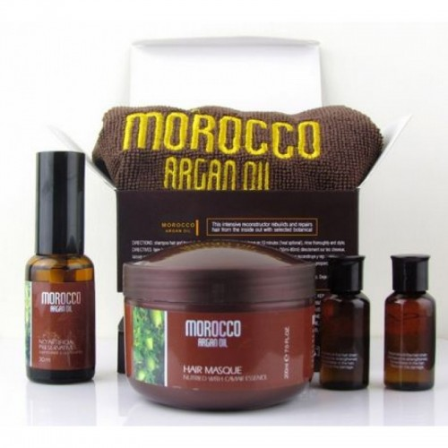 Moroccan Argan Oil Gift Set