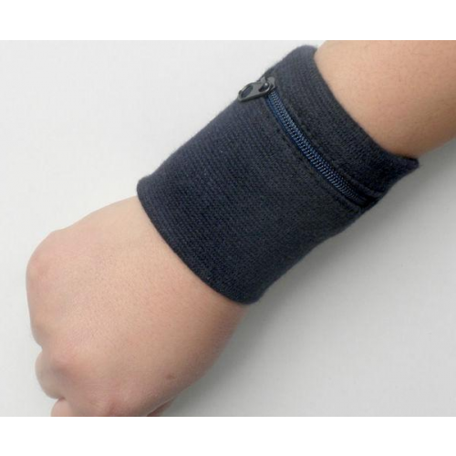 Pair of Pocket Sports Wrist Band