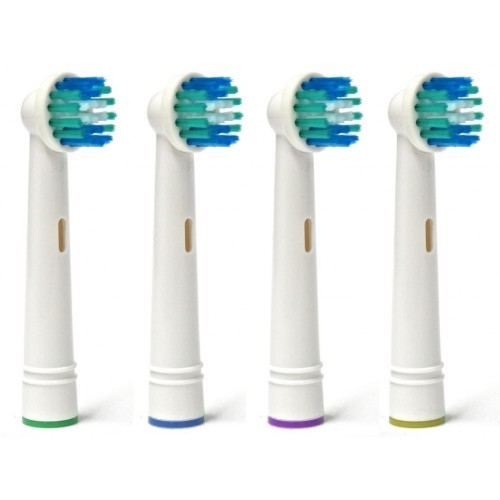 Compatible Toothbrush Heads x 4