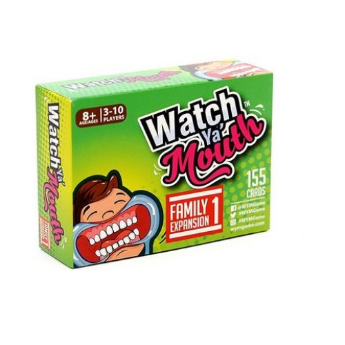 Watch Ya Mouth Family Expansion #1