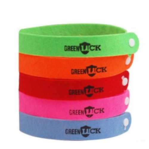 10 Mosquito Repelling Bracelet Bands